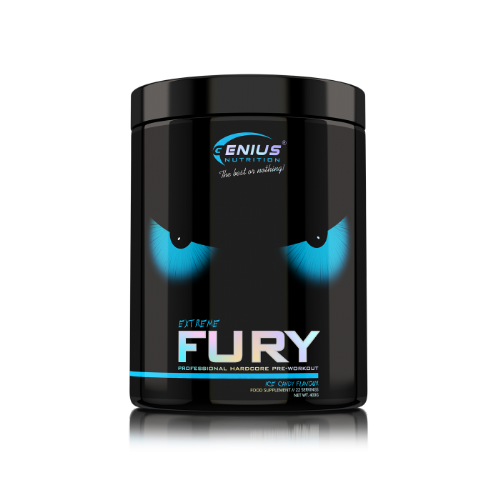 Genius Nutrition FURY Extreme